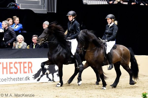 MCK7752 Steffi and Kirsten in Teland show 240218