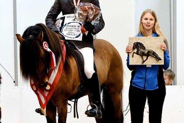 MCK1783 Muni frá Bendstrup Winner 4-gait stallion show 240218