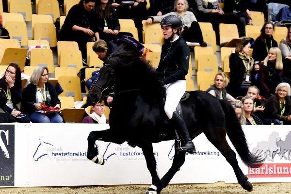 MCK7443 Litli-Dagur and Kirsten in Teland show 240218