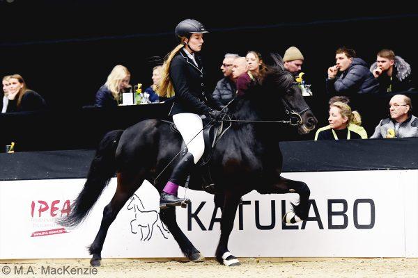 MCK8148 Litli-Dagur and Kirsten T1 Youth Match 240218