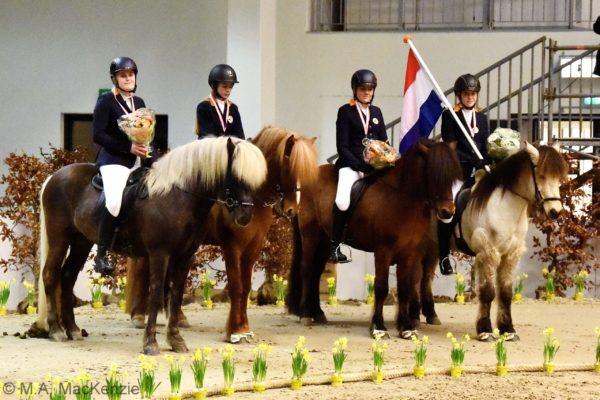 MCK1363 Dutch Youth Team 220220